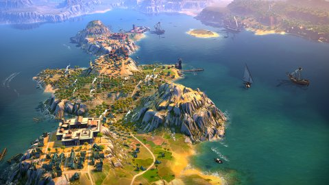 Carthage Punic Port PCGamer Exclusive